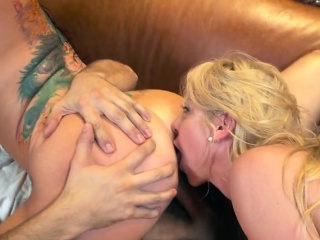 horny mature sluts get dicked down by their hung driver