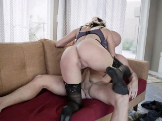 big tit luxury wife cheats on her husband