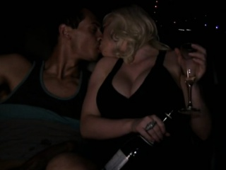 horny swingers partying in sexy reality show