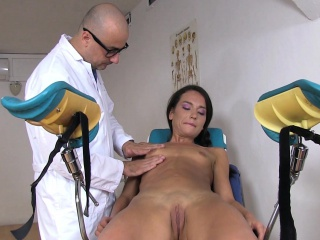 nataly gold her tight holes one last time