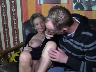 mature men with old girl