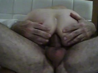 mature couple anal play on webcam