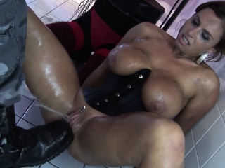 susanny b loves to be treated like the little slut she is