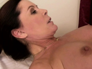 lesbian trans polws mature lady after massage