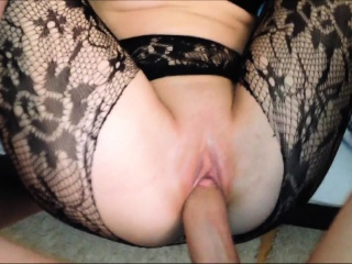 homemade blowjob ends with a messy facial cumshot