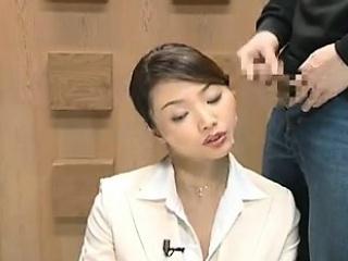 big babe amateur asian mommy facial