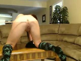 cute curvy redhead fucked and spanked viewcamgirls com