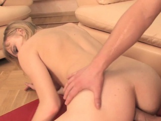 neat honey gets nailed doggystyle then rides biggest dick
