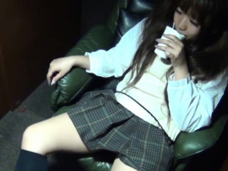 japanese teen soaks bed