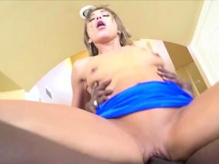 rita rush hardcore interracial anal sex