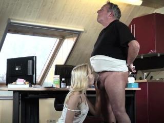 ung gammel porno martha gir bestefar a slurvet blowjob