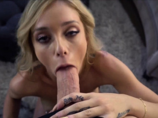 kali roses sucking and riding huge dick