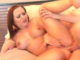 hot babe loses her anal virginity