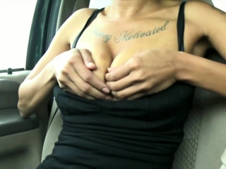 amateur girl striptease in metro public strip
