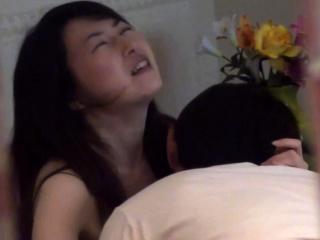 japanese cutie rides cock