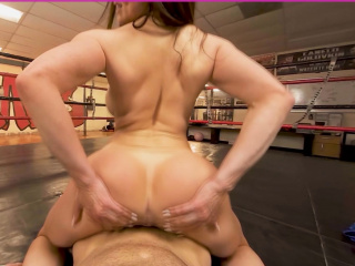vrbangers com busty milf getting fucked hard in the ring