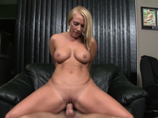 picking off the hottest blonde milf