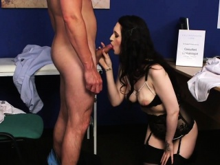 spicy idol gets jizz load on her face swallowing all the jis