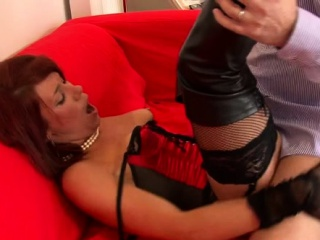 young cutie loves getting fucked by an old stud