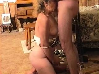 hot blonde sotckings blowjob anal fuck vintage