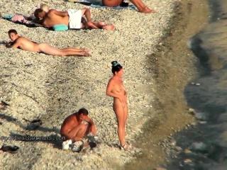 espion vidéos de réal nudiste beaches