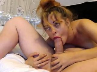 lustful latina playing herself on cam