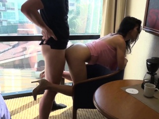 german brunette milf first time rough casting public hotel