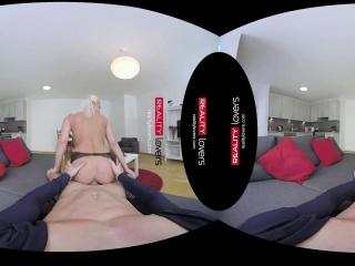 realitylovers vr sexy german milf joyriding