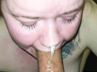 hot pornstar extreme throat and cumshot