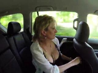 cheating british mature lady sonia reveals her massive globe