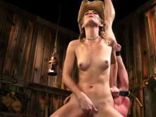 nasty cowgirl in facesitting porn scene