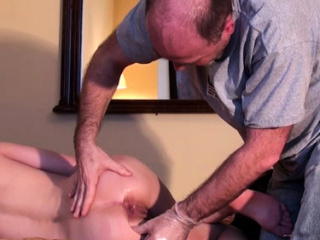 naughty whore goes hardcore anal with her casting agent
