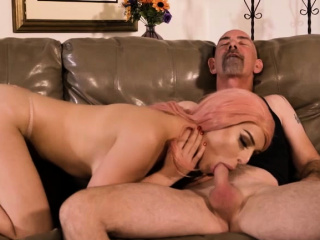 stunning tgirl chanel cherishes anal sex with some old man