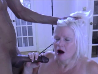 laceystarr bbc double team works on insatiable granny