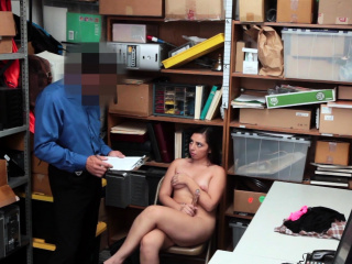 neat sweety luna gets dick for shoplifting