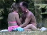 Horny Couples Outdoor Sex Voyeur