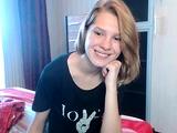 High School Teen Webcam Striptease Homemade 18yo