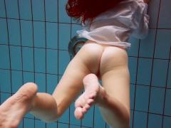 Second leaked Lola underwater naked