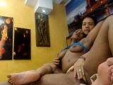 Hot busty Zoeys first time lesbian scissor sex with panties