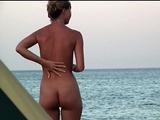 Voyeur Nudist Spying Amazing Body Women Serie 6