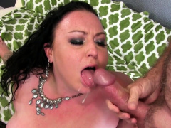 Grandpa Passionately Pounds Thick Hips BBW Calista Roxxx