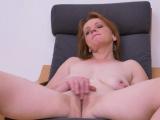 Euro milf Alex never fails to impress with her big tits