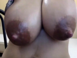 Gorgeous Saggy Hangers with Milk