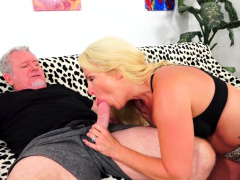 Mature Blonde Taylor Leigh Gets Pummeled