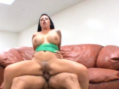 Mason Moore can make a cock vanish with her pussy