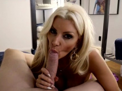 Brittany Andrews decides to teach her stepson how to handle