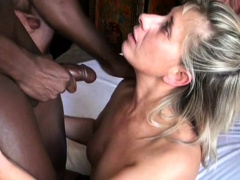 Lisa take 5 dicks amateur slut gangbang