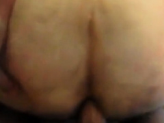 dad fucks fat hairy ass