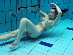 Dashka swimming pool beauty