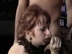 BRUCE SEVEN - Barbara Doll Takes On 3 Cocks